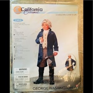 Other - 🆕🔴 George Washington costume for children.